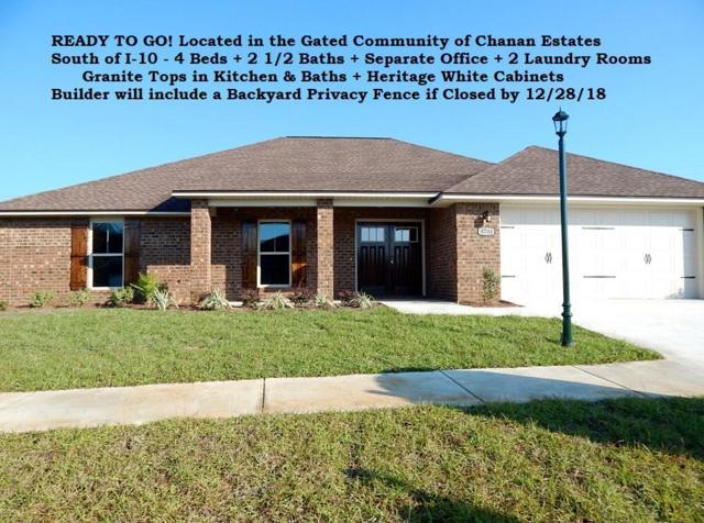 4744 Chanson Crossing Crossing, Crestview, FL 32539 (MLS #809980) :: Classic Luxury Real Estate, LLC