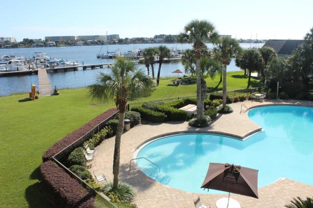 214 SW Miracle Strip Parkway Unit A311, Fort Walton Beach, FL 32548 (MLS #810030) :: Keller Williams Emerald Coast