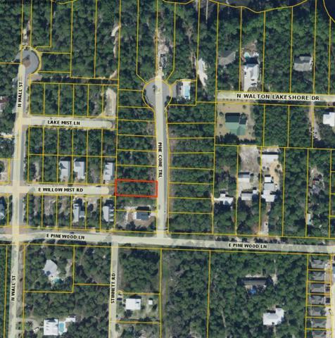 Lot 19 Pine Cone Trail, Inlet Beach, FL 32461 (MLS #810107) :: Classic Luxury Real Estate, LLC