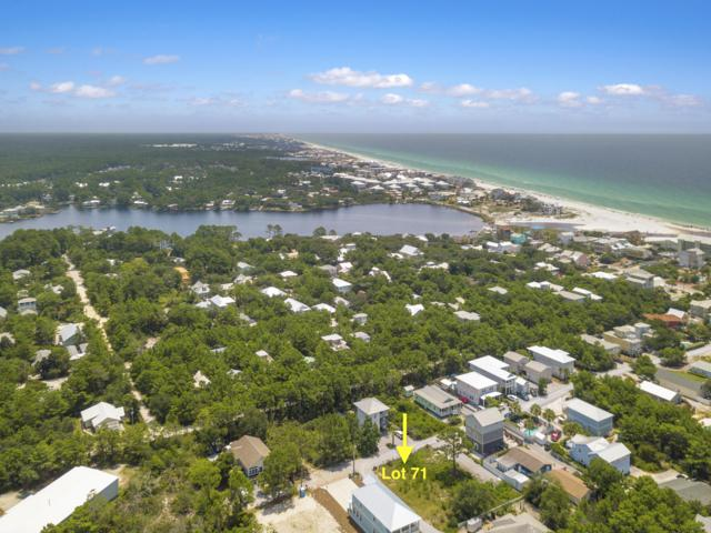 Lot 71 Brown Street, Santa Rosa Beach, FL 32459 (MLS #810176) :: Counts Real Estate Group
