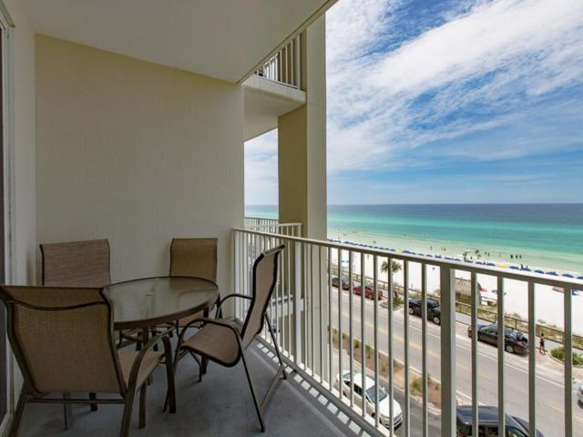 1200 Scenic Gulf Drive Unit B410, Miramar Beach, FL 32550 (MLS #810199) :: Keller Williams Emerald Coast