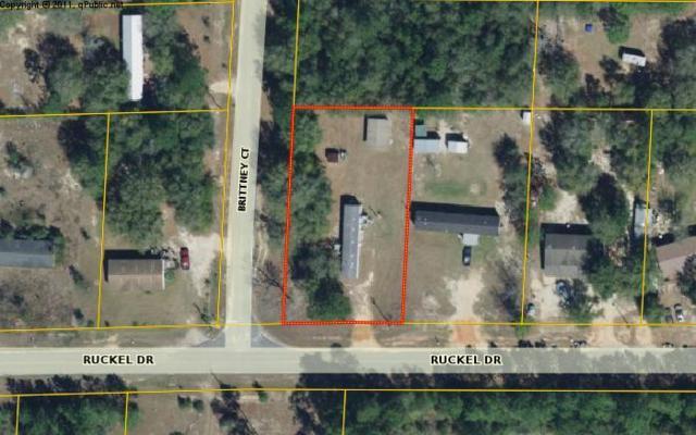 24 Brittney Court, Defuniak Springs, FL 32433 (MLS #810250) :: Classic Luxury Real Estate, LLC