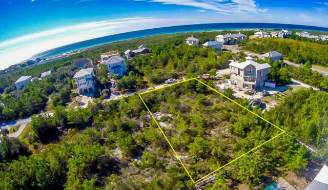 6 Grande Ave, Santa Rosa Beach, FL 32459 (MLS #810256) :: Counts Real Estate Group
