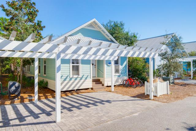 197 Cottage Way Unit 27, Inlet Beach, FL 32461 (MLS #810268) :: ResortQuest Real Estate