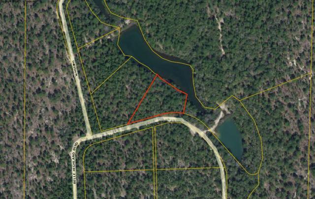 Lot 1 Belle Highland Boulevard, Defuniak Springs, FL 32433 (MLS #810360) :: Keller Williams Realty Emerald Coast