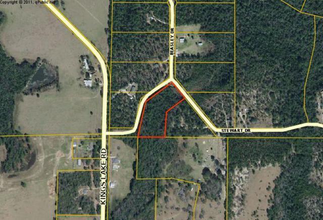 Lot 103 Creekside Farms, Defuniak Springs, FL 32433 (MLS #810406) :: Levin Rinke Realty