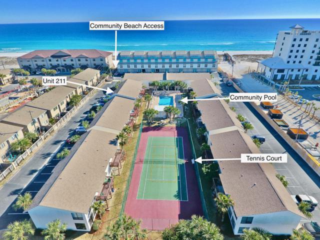 8425 Gulf Boulevard Apt 211, Navarre, FL 32566 (MLS #810416) :: Classic Luxury Real Estate, LLC