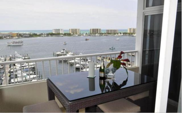 320 Harbor Boulevard # B602, Destin, FL 32541 (MLS #810419) :: Counts Real Estate Group