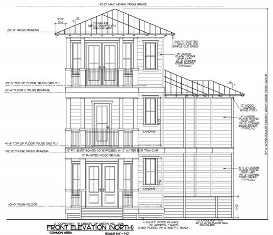 115 Flip Flop Ln., Inlet Beach, FL 32461 (MLS #810420) :: The Prouse House | Beachy Beach Real Estate