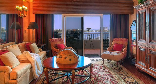 320 Harbor Boulevard # C303, Destin, FL 32541 (MLS #810422) :: Berkshire Hathaway HomeServices Beach Properties of Florida