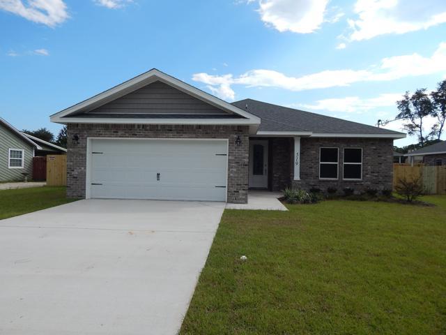 311a Woodland Avenue, Mary Esther, FL 32569 (MLS #810424) :: Classic Luxury Real Estate, LLC