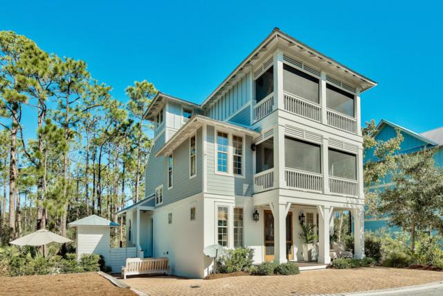 402 Redbud Lane, Inlet Beach, FL 32461 (MLS #810453) :: The Prouse House | Beachy Beach Real Estate