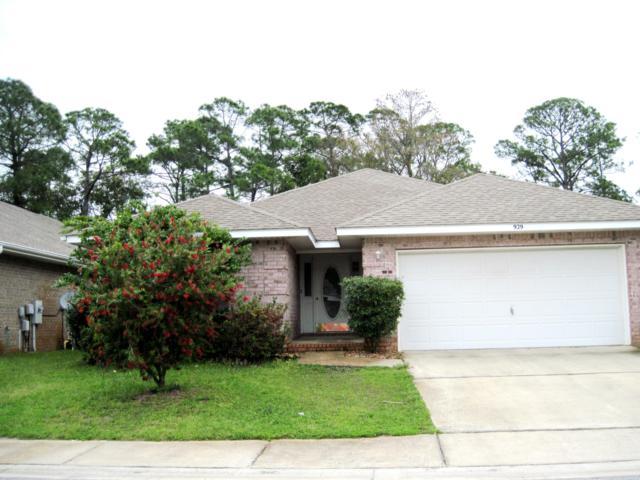 929 Lajolla Lane, Mary Esther, FL 32569 (MLS #810540) :: ResortQuest Real Estate