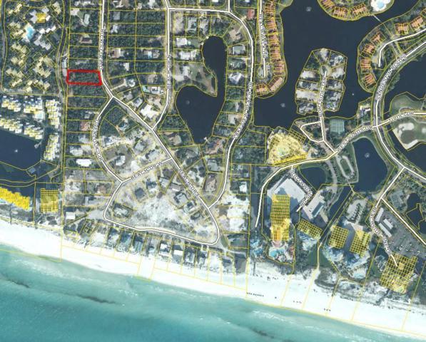 LOT 13 Overlook Drive, Miramar Beach, FL 32550 (MLS #810653) :: Classic Luxury Real Estate, LLC