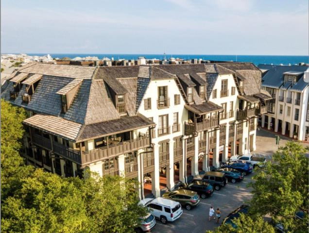82 S Barrett Square Unit 2D, Inlet Beach, FL 32461 (MLS #810714) :: Rosemary Beach Realty