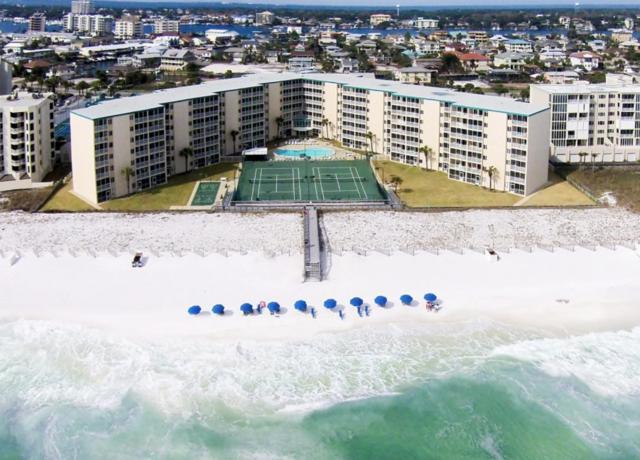510 Gulf Shore Drive Unit 112, Destin, FL 32541 (MLS #810766) :: Coastal Luxury
