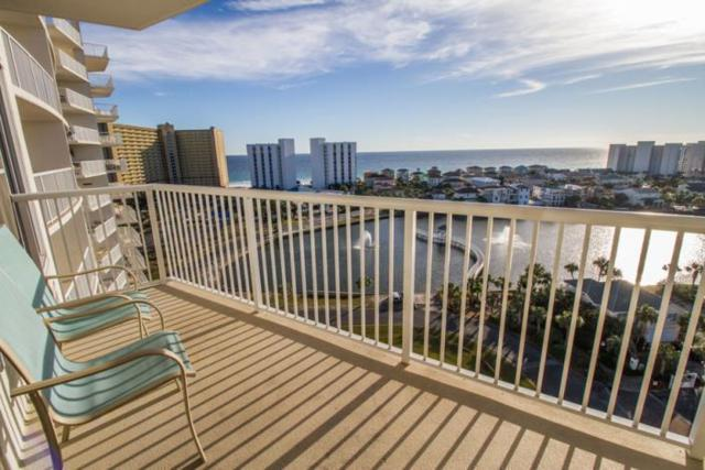 970 Hwy 98 #1102, Destin, FL 32541 (MLS #810769) :: Rosemary Beach Realty