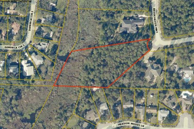 Lot 15 Brookhaven Way, Niceville, FL 32578 (MLS #810811) :: RE/MAX By The Sea