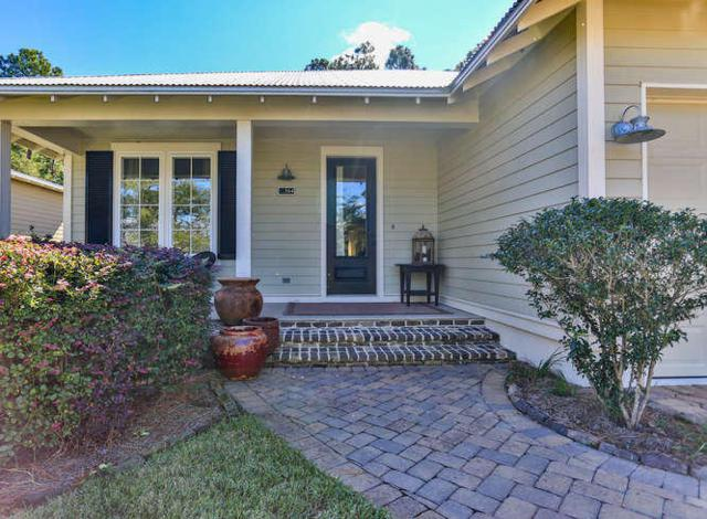 364 Carson Oaks Lane, Santa Rosa Beach, FL 32459 (MLS #810822) :: Berkshire Hathaway HomeServices Beach Properties of Florida