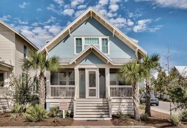 89 Clipper Street, Inlet Beach, FL 32461 (MLS #810833) :: The Prouse House | Beachy Beach Real Estate