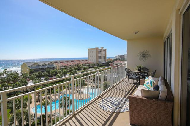1751 Scenic Highway 98 Unit 609, Destin, FL 32541 (MLS #810975) :: Keller Williams Emerald Coast