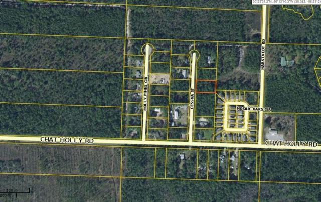 Lot 5 Cessna Street, Santa Rosa Beach, FL 32459 (MLS #810976) :: RE/MAX By The Sea