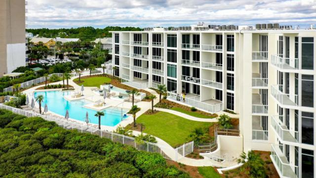 3820 E County Hwy 30A #208, Santa Rosa Beach, FL 32459 (MLS #811011) :: The Prouse House | Beachy Beach Real Estate
