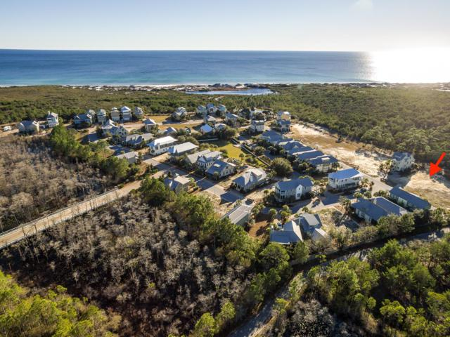 Lot 62 Cypress Drive, Santa Rosa Beach, FL 32459 (MLS #811031) :: Scenic Sotheby's International Realty