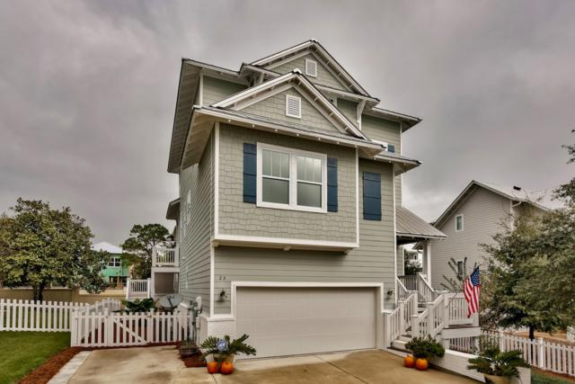 23 Inlet Cove, Inlet Beach, FL 32461 (MLS #811052) :: Homes on 30a, LLC