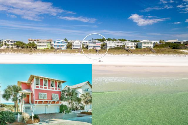 117 Seaward Drive, Santa Rosa Beach, FL 32459 (MLS #811059) :: Coastal Luxury