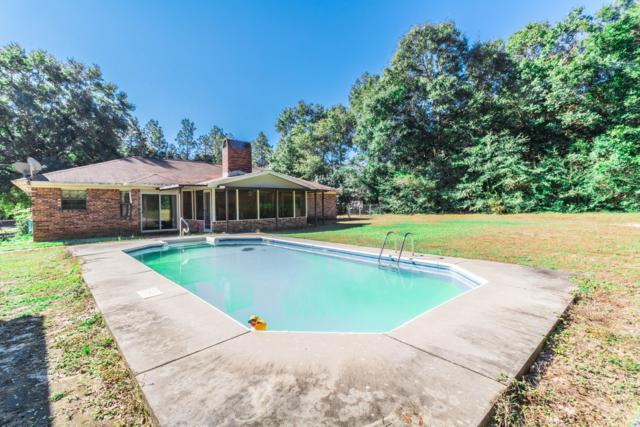 7494 Bowers Drive, Milton, FL 32570 (MLS #811060) :: Keller Williams Realty Emerald Coast