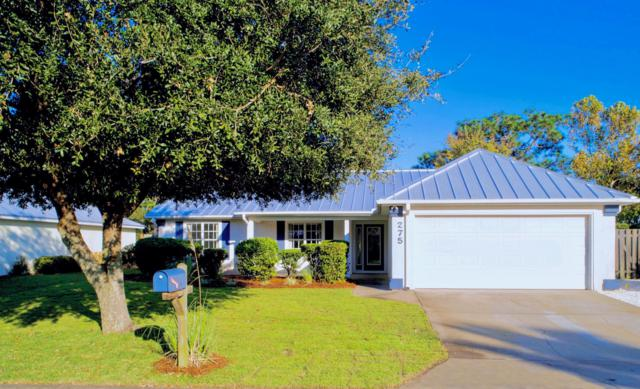 275 White Heron Drive, Santa Rosa Beach, FL 32459 (MLS #811141) :: Classic Luxury Real Estate, LLC