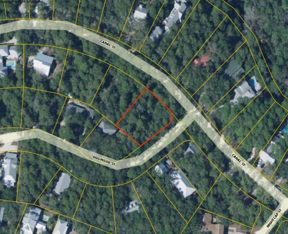 LOT 13 Dogwood Street, Santa Rosa Beach, FL 32459 (MLS #811166) :: Counts Real Estate Group