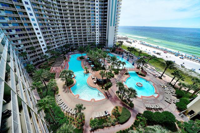 9900 S Thomas Dr #909, Panama City Beach, FL 32408 (MLS #811180) :: Classic Luxury Real Estate, LLC