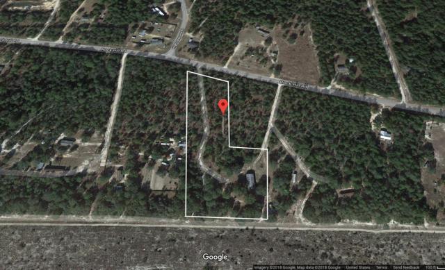 4000 E Rock Hill Road, Defuniak Springs, FL 32435 (MLS #811218) :: Classic Luxury Real Estate, LLC