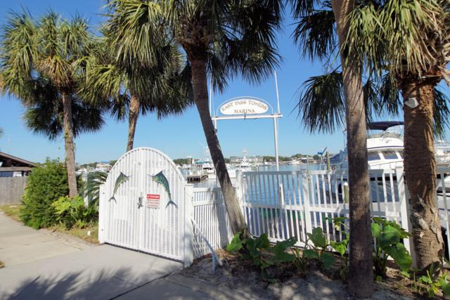 100 Gulf Shore Drive Slip B-2, Destin, FL 32541 (MLS #811227) :: Counts Real Estate Group