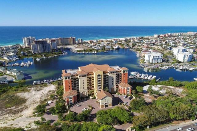 770 Harbor Boulevard Unit 6D, Destin, FL 32541 (MLS #811285) :: Keller Williams Emerald Coast