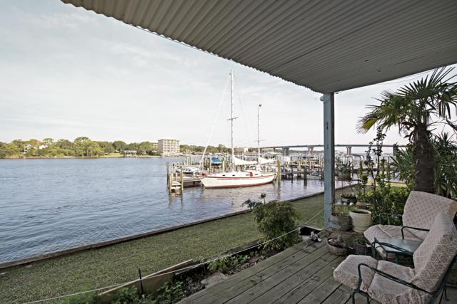 330 Bluefish Drive Unit 121, Fort Walton Beach, FL 32548 (MLS #811474) :: ENGEL & VÖLKERS