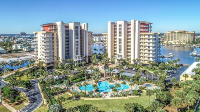 725 Gulf Shore Drive Unit 402B, Destin, FL 32541 (MLS #811554) :: Coastal Lifestyle Realty Group