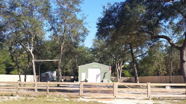 Lot 8 BlkD Goodwin Creek Road, Freeport, FL 32439 (MLS #811638) :: Hammock Bay