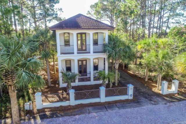 77 White Cliffs Lane, Santa Rosa Beach, FL 32459 (MLS #811653) :: Scenic Sotheby's International Realty