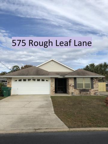 575 Rough Leaf Lane, Mary Esther, FL 32569 (MLS #811664) :: Classic Luxury Real Estate, LLC