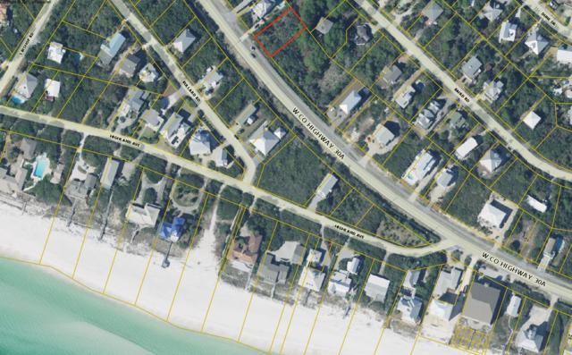 6258 W County Hwy 30A, Santa Rosa Beach, FL 32459 (MLS #811738) :: Luxury Properties Real Estate