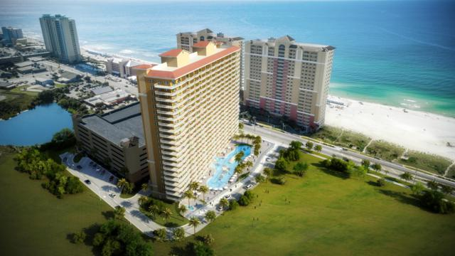 15928 Front Beach Road #1801, Panama City Beach, FL 32413 (MLS #811917) :: Berkshire Hathaway HomeServices Beach Properties of Florida