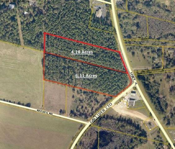 10.29 ac Hwy 4 & Galliver Cutoff, Baker, FL 32531 (MLS #811979) :: ResortQuest Real Estate