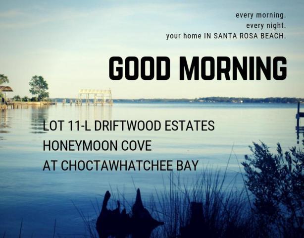 LOT 11-L Shipwreck Road, Santa Rosa Beach, FL 32459 (MLS #812141) :: ResortQuest Real Estate