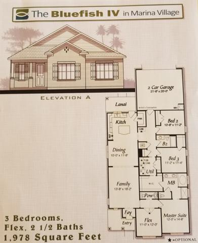 Lot 44 Oyster Blvd, Freeport, FL 32439 (MLS #812178) :: Classic Luxury Real Estate, LLC