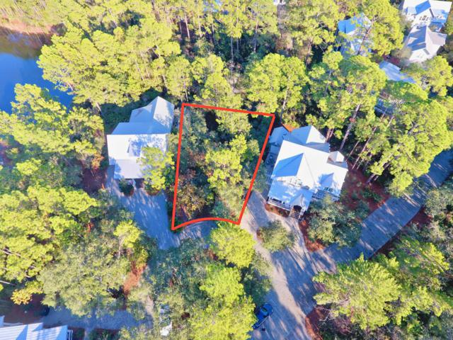Lot 44 Bosk Lane, Santa Rosa Beach, FL 32459 (MLS #812180) :: Classic Luxury Real Estate, LLC