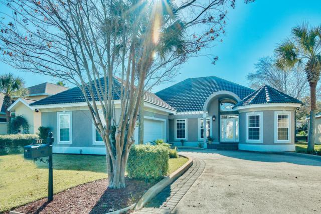 258 Okeechobee Cove, Destin, FL 32541 (MLS #812252) :: Classic Luxury Real Estate, LLC
