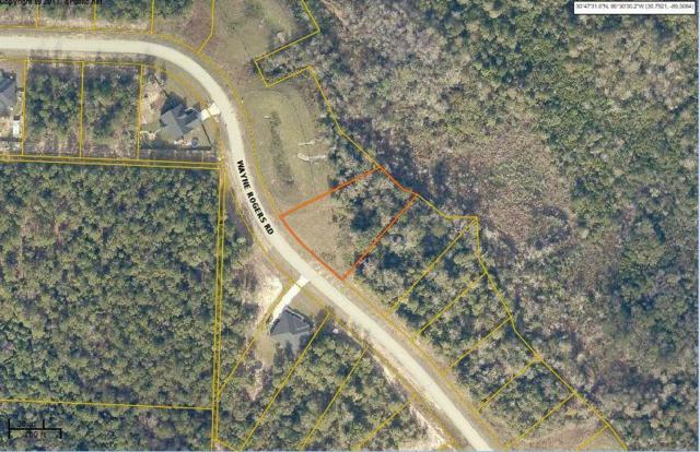 Lot F1 Wayne Rogers Road, Crestview, FL 32539 (MLS #812341) :: Scenic Sotheby's International Realty